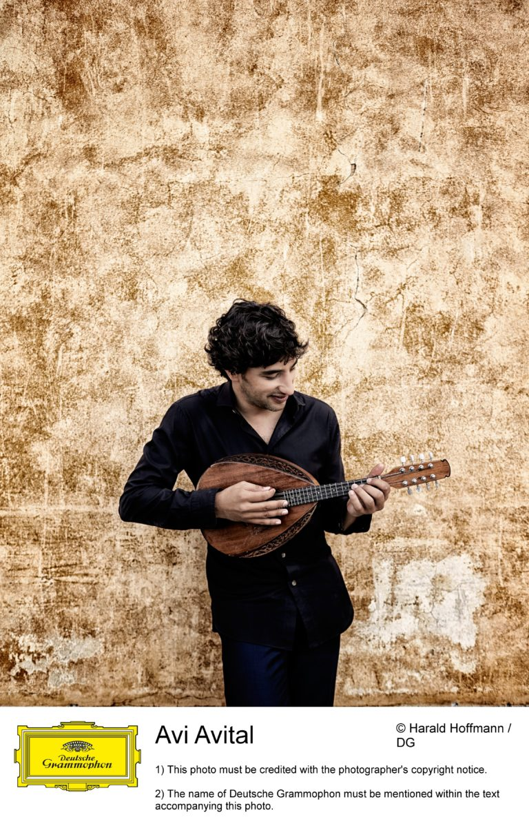 AVI AVITAL und die ACADEMY OF ST MARTIN IN THE FIELDS gratulieren!
