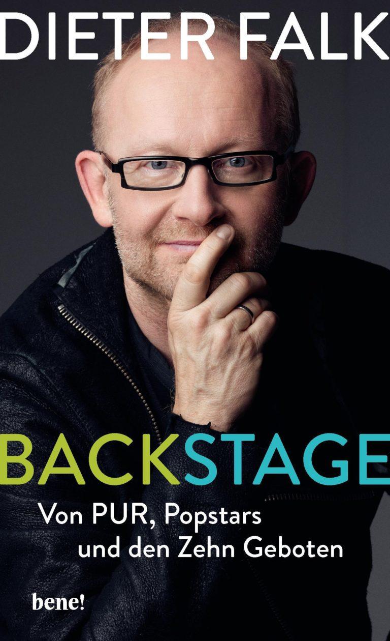 BACKSTAGE – Konzertlesung mit Dieter Falk