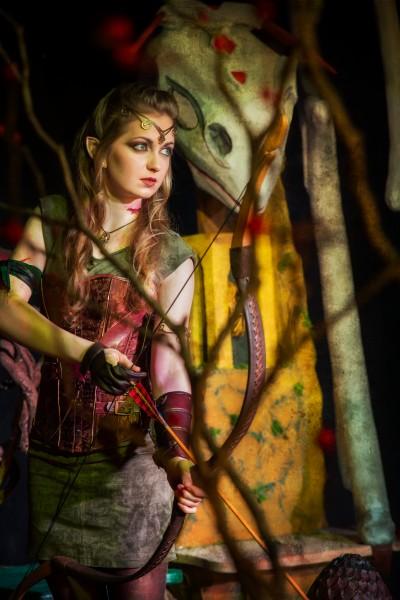 Der Elfen-Thron von Thorsagon