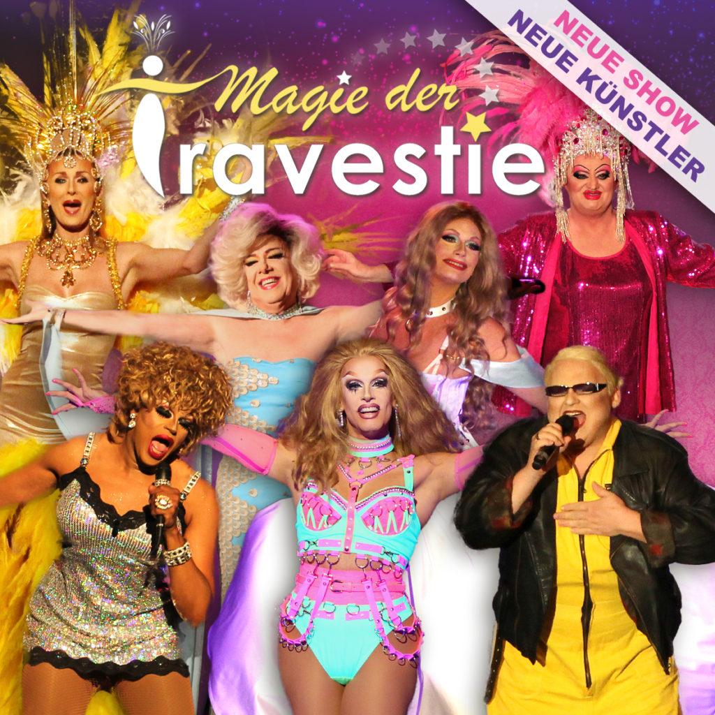 Magie der Travestie