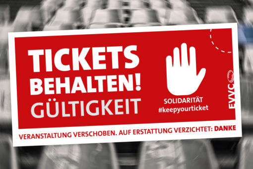 Solidarität #keepyourticket