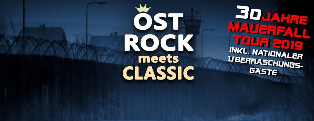 Ostrock meets Classic – 30 Jahre Mauerfall