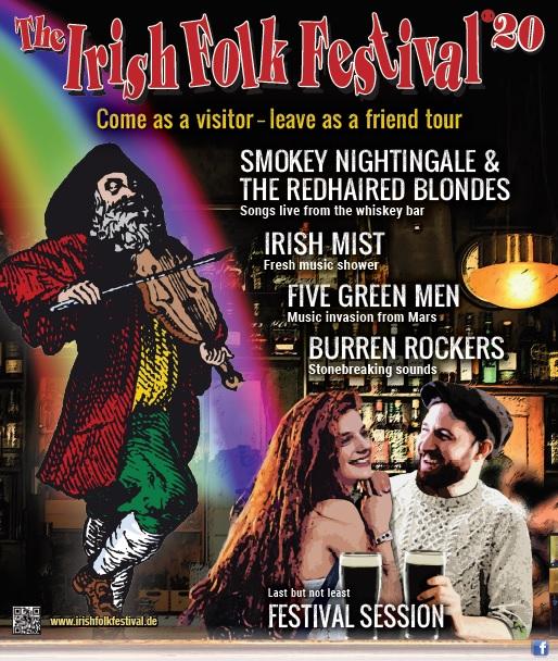 The Irish Folk Festival (IFF)
