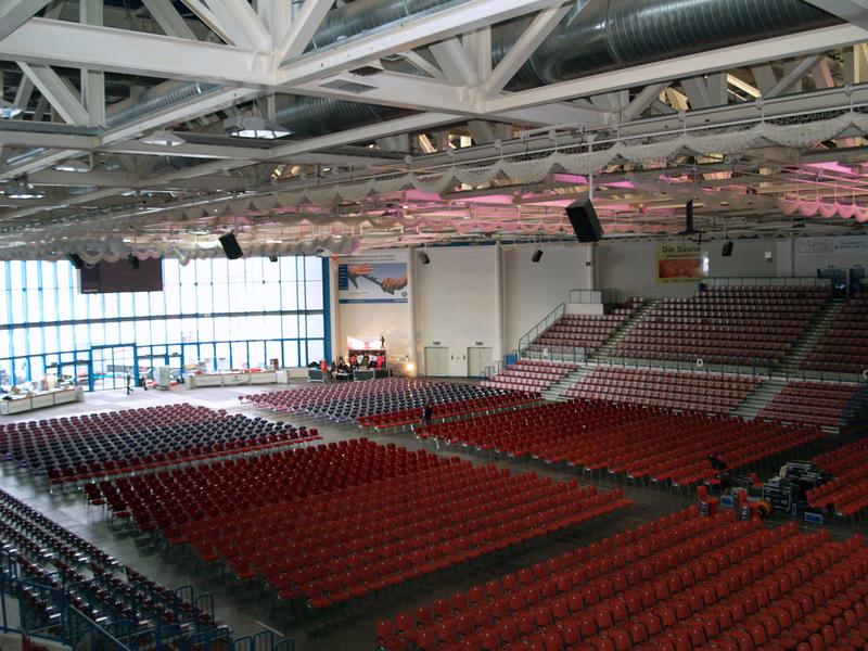 Jahnsportforum Neubrandenburg Veranstaltungen 2021