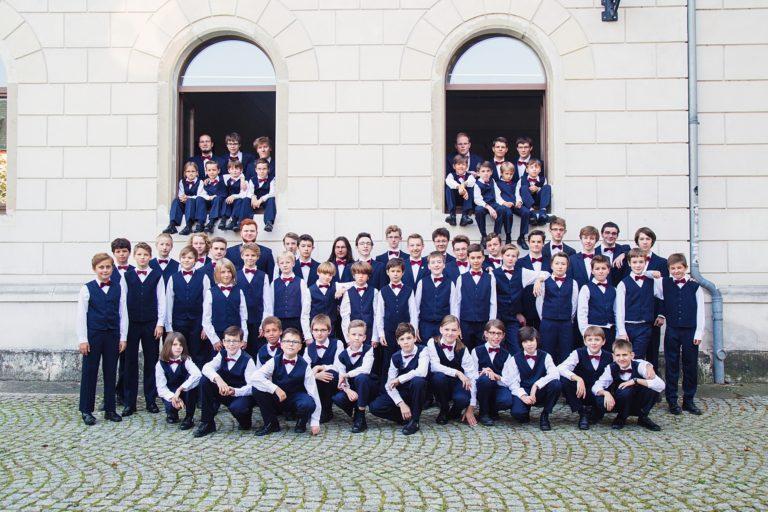 Knabenchor Dresden zu Gast in der Konzertkirche