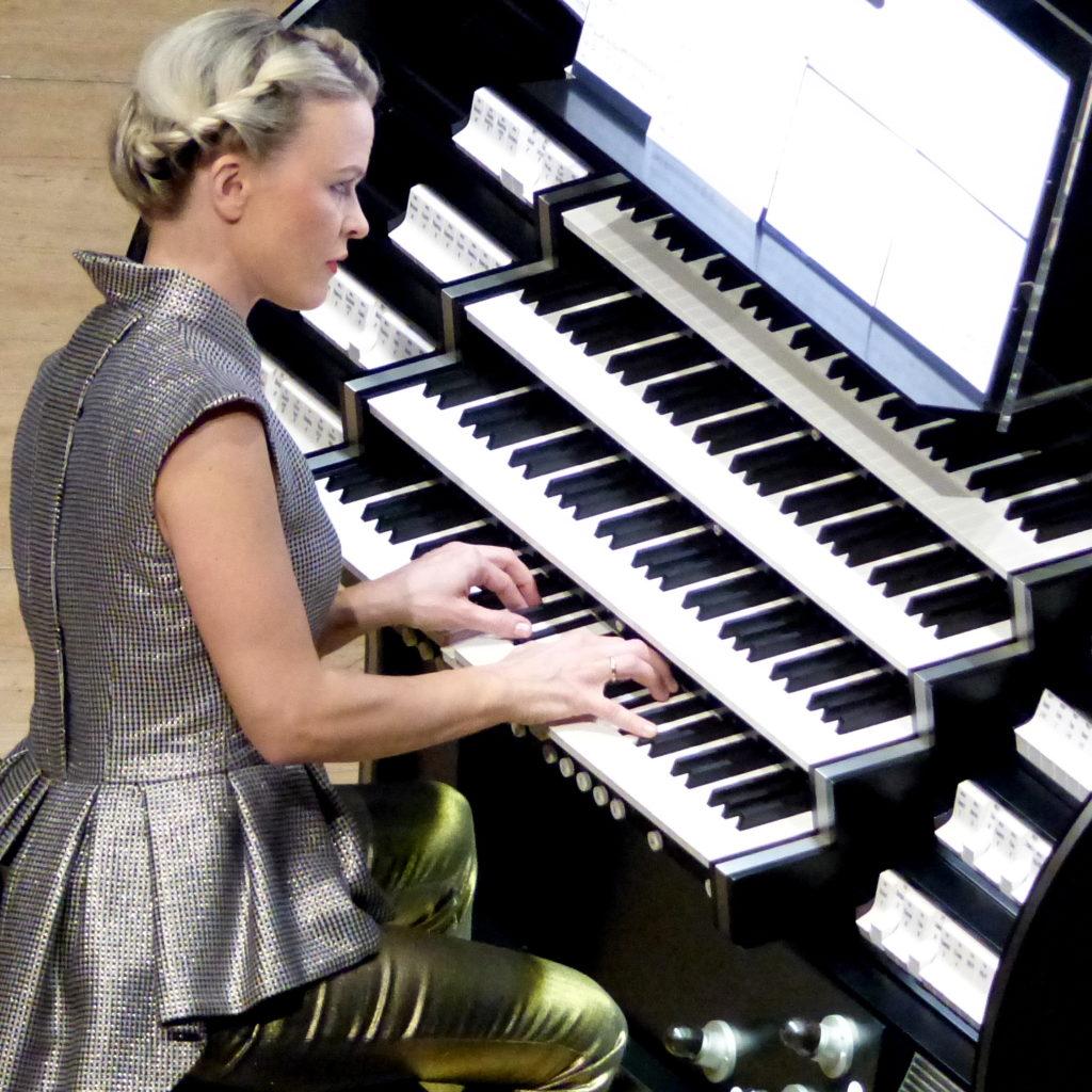 Orgelglanz und Tastenstürme