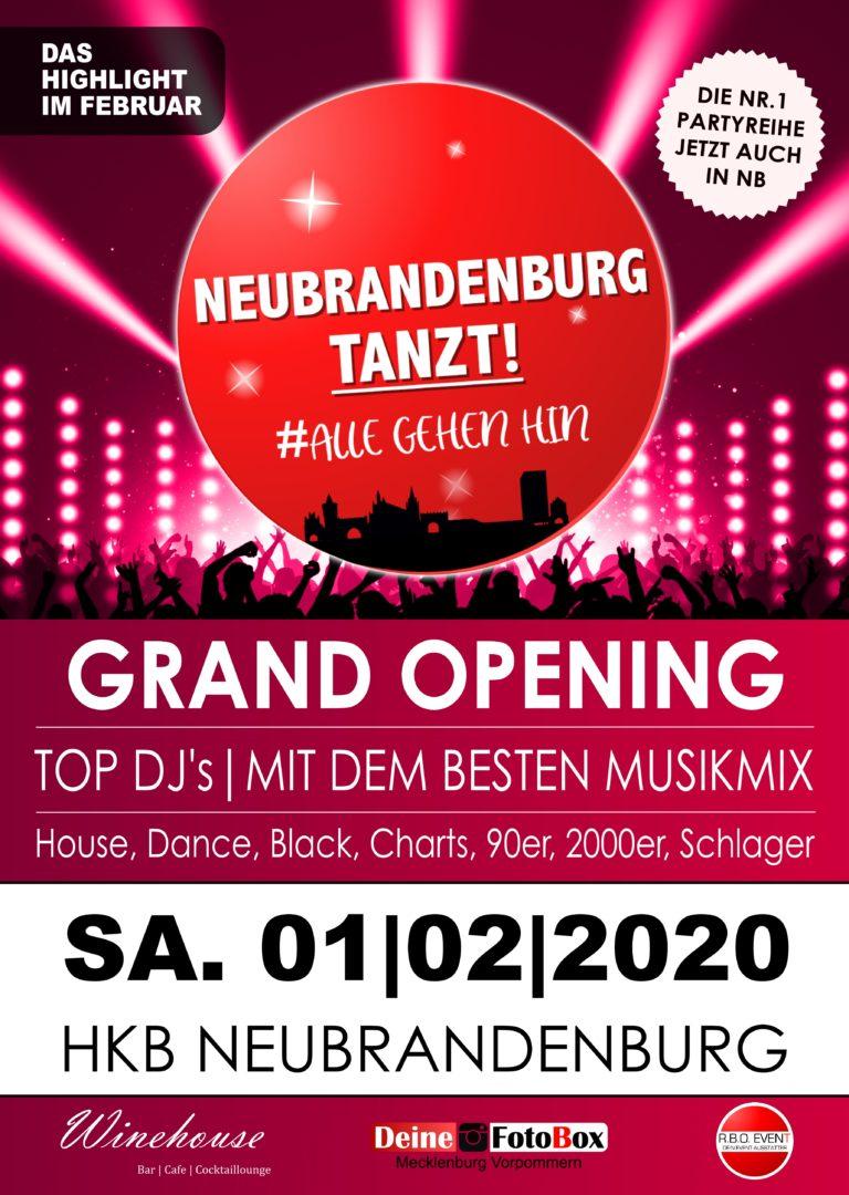 Neubrandenburg Tanzt!