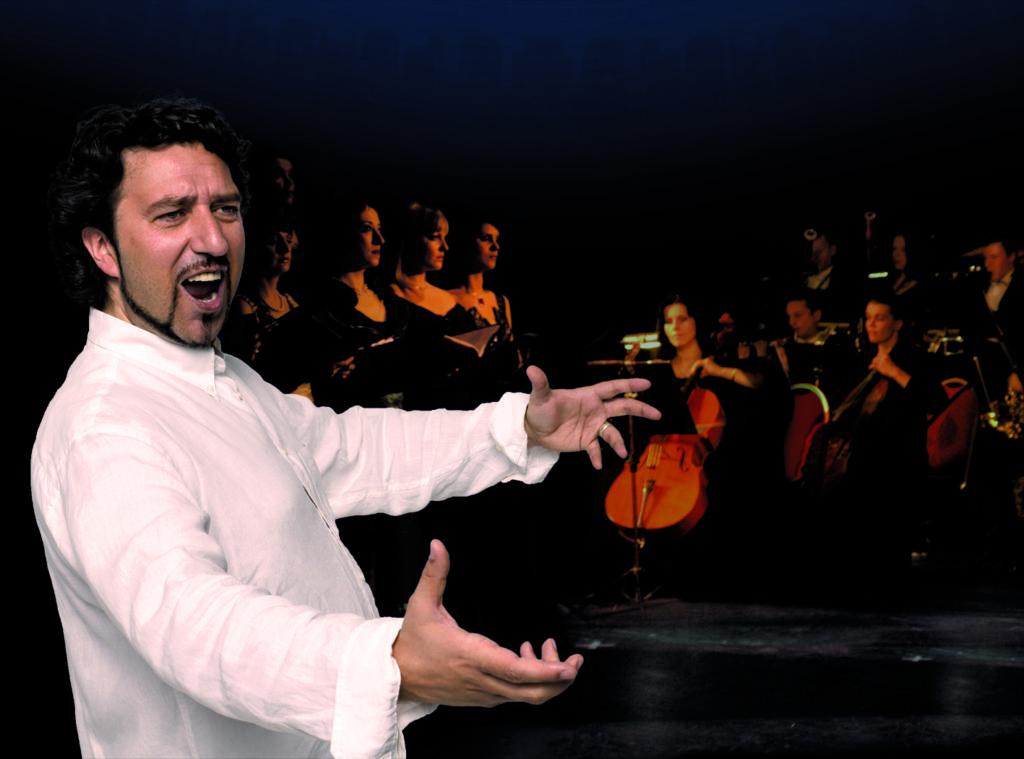 Italiens Star–Tenor CRISTIAN LANZA: Die große VERDI-NACHT