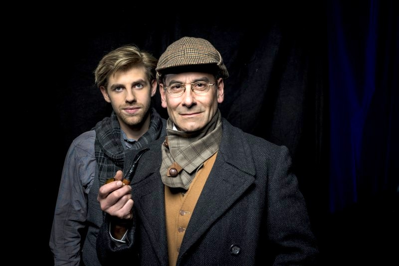 "Sherlock Holmes – Next Generation"""