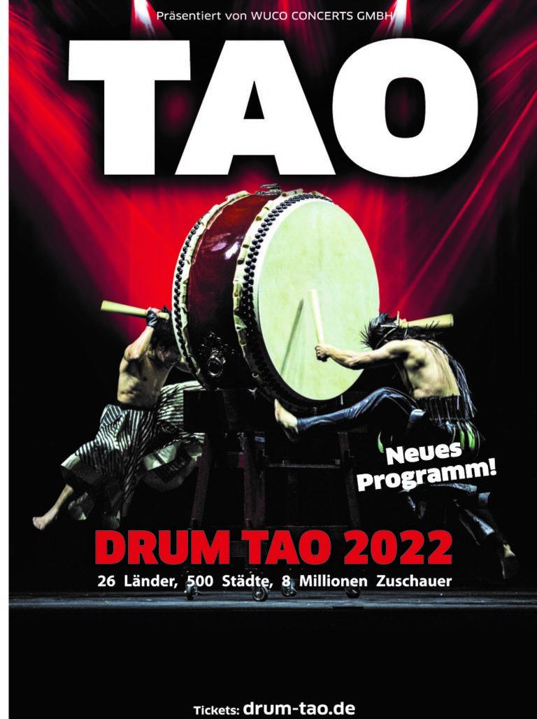 DRUM TAO 2022
