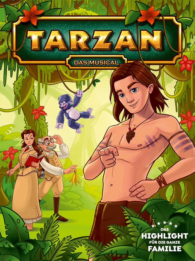 TARZAN – Das Musical
