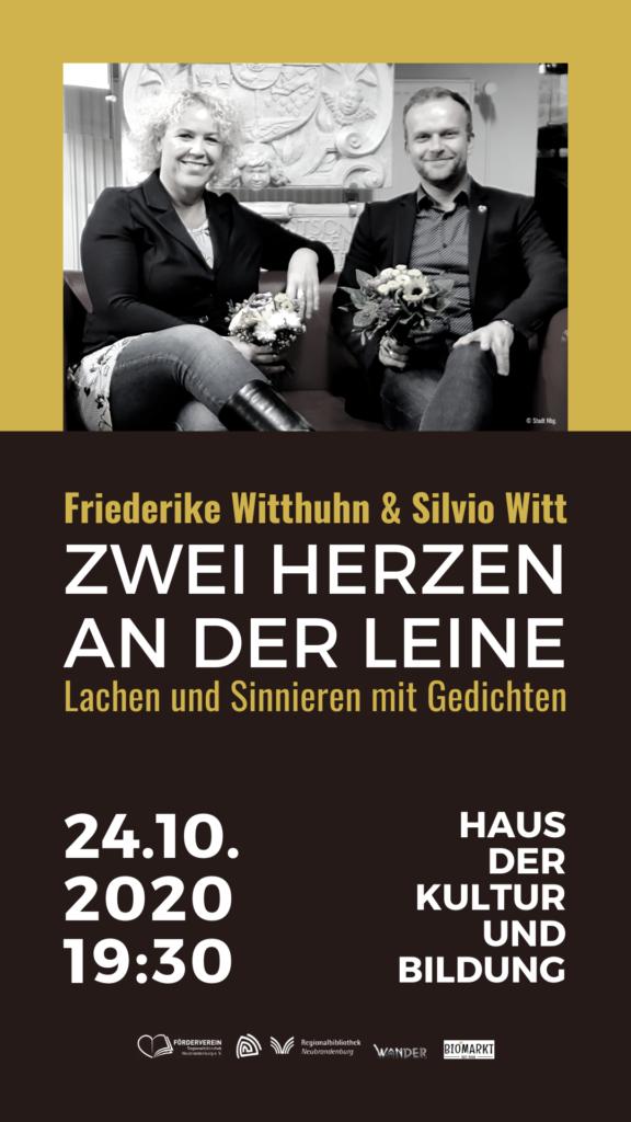 Friederike Witthuhn & Silvio Witt